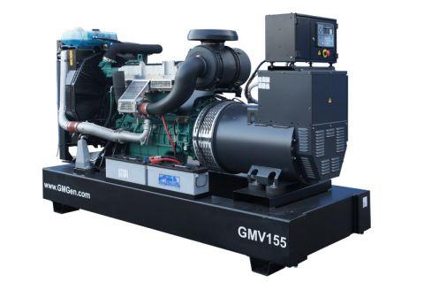 Дизельный генератор GMGen GMV155 с АВР
