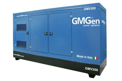 Дизельный генератор GMGen GMV200 в кохухе