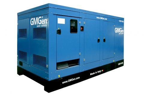 Дизельный генератор GMGen GMV400 в кохухе с АВР