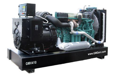 Дизельный генератор GMGen GMV410 с АВР