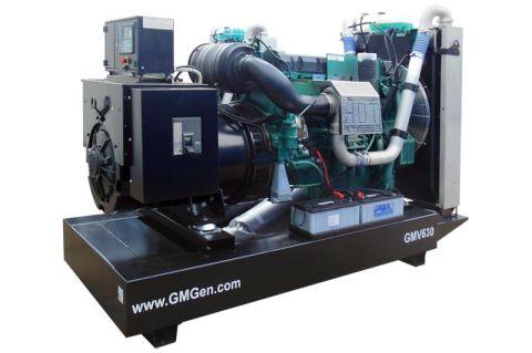 Дизельный генератор GMGen GMV630 с АВР