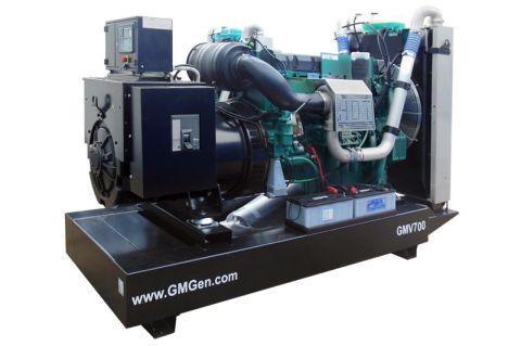 Дизельный генератор GMGen GMV700 с АВР