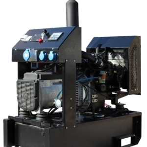 Дизельный генератор GENBOX KBT10T-3000