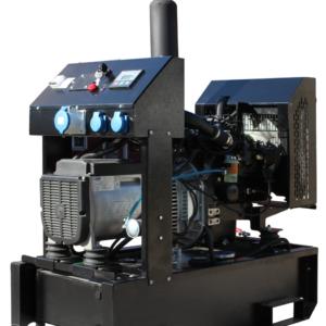 Дизельный генератор GENBOX JD24 с АВР