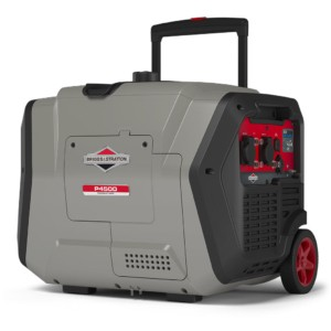 Бензогенератор Briggs&Stratton P 4500 Inverter с АВР