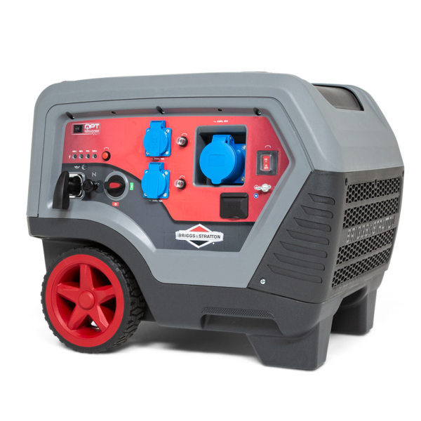 Бензогенератор Briggs&Stratton Q 6500 Inverter