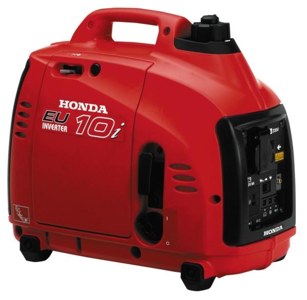Инверторный бензогенератор HONDA EU 10 i