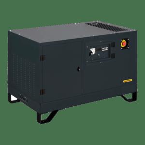 Газовый генератор Gazvolt Standard 17000 N 01 в кожухе с АВР