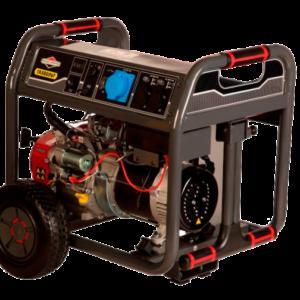 Газовый генератор Gazvolt Pro 7500 A 08 с АВР
