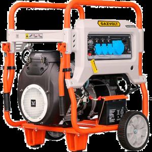 Газовый генератор Gazvolt Standard 12000 A 01 с АВР