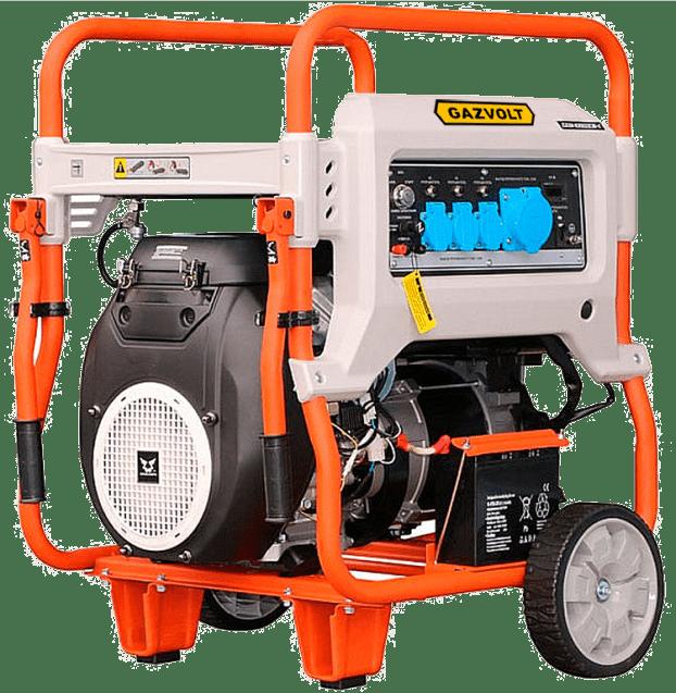 Газовый генератор Gazvolt Standard 17000 A 01 с АВР