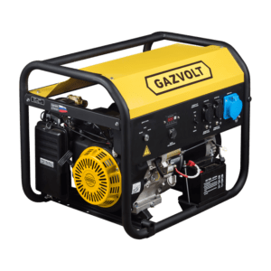 Газовый генератор Gazvolt Standard 8500 A SE 01
