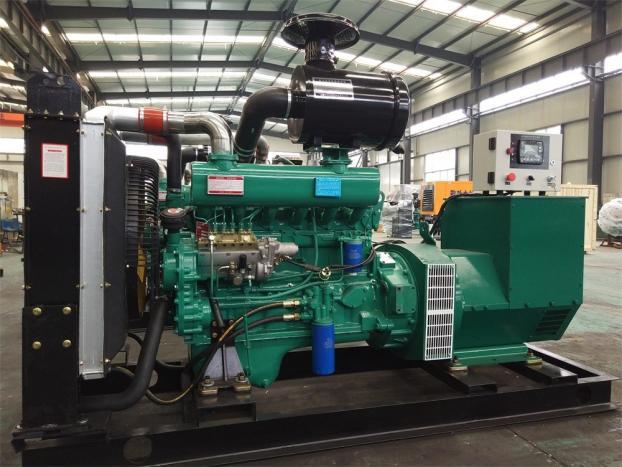 Газовый генератор Gazvolt 150T21 с АВР