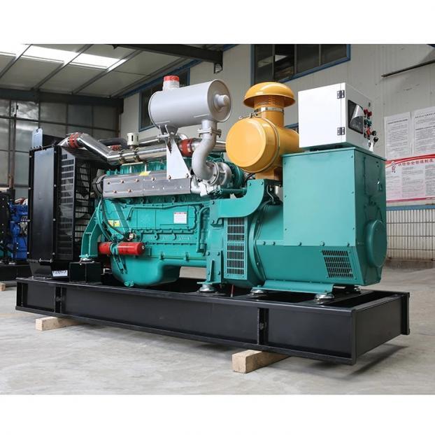 Газовый генератор Gazvolt 150T32 с АВР