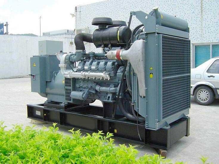 Газовый генератор Gazvolt 300T33 с АВР