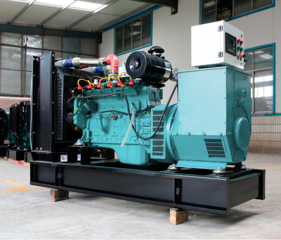 Газовый генератор Gazvolt 250T23 с АВР