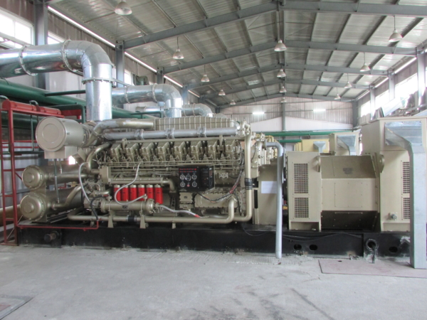 Газовый генератор Gazvolt 1200T24 с АВР