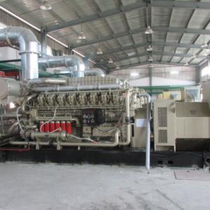Газовый генератор Gazvolt 1500T24 с АВР