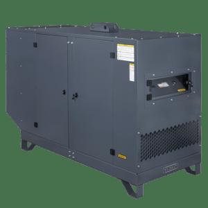 Газовый генератор Gazvolt 100T21 в кожухе