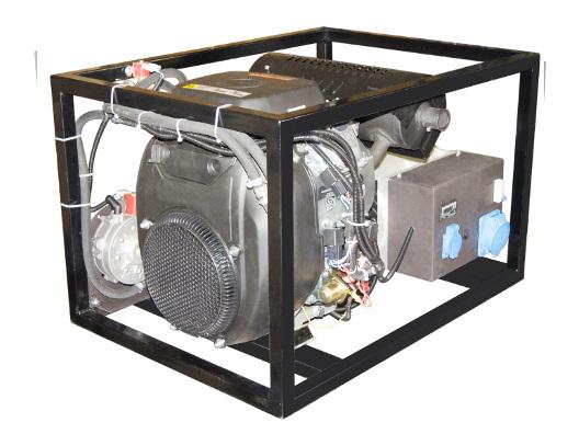 Газовый генратор REG GG10-230-H с АВР