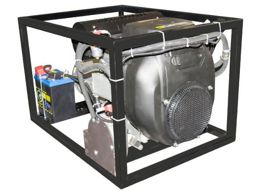Газовый генратор REG GG10-380-H с АВР