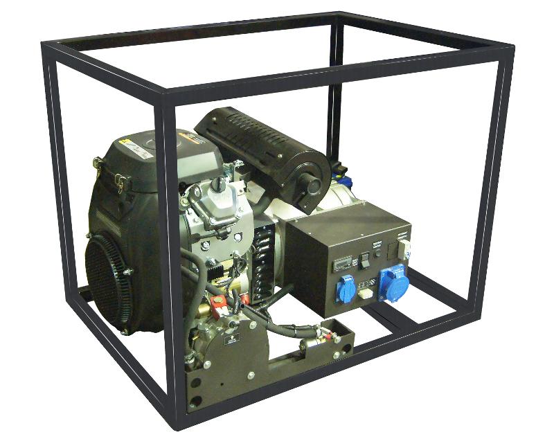 Газовый генратор REG GG12-380 с АВР
