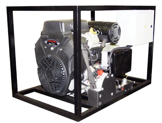 Газовый генратор REG GG14-380 с АВР