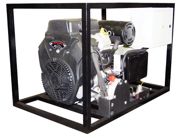 Газовый генратор REG GG16-230 с АВР