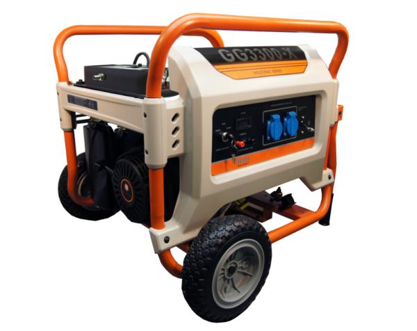 Газовый генратор REG GG3300-X с АВР