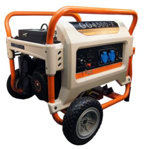 Газовый генратор REG GG4500-X с АВР