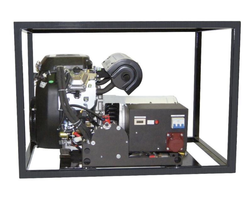 Газовый генратор REG GG8-380 с АВР