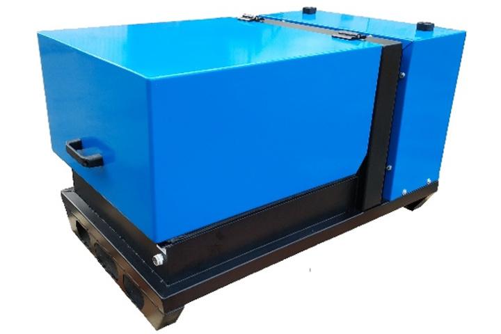 Газовый генератор REG GG10000-S3 в кожухе