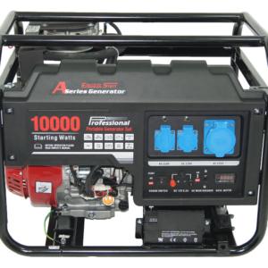 Газовый генратор REG LC10000 с АВР