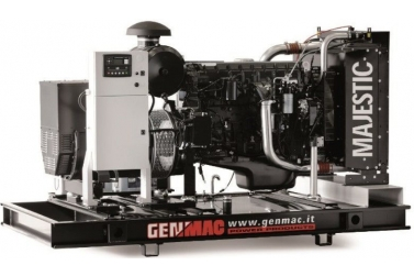 Дизельный генератор GENMAC G500PO с АВР