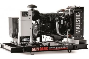 Дизельный генератор GENMAC G500PO