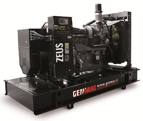 Дизельный генератор GENMAC G1700PO