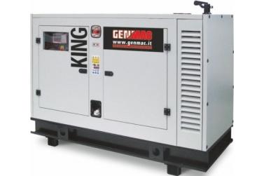 Дизельный генератор GENMAC Stone G60PS в кожухе