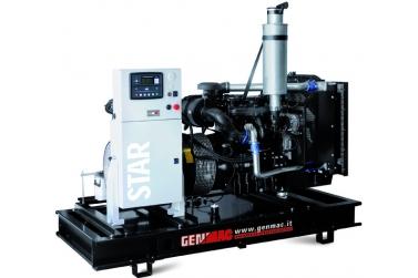 Дизельный генератор GENMAC Star G170IO с АВР