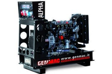Дизельный генератор GENMAC Alpha G30IO с АВР