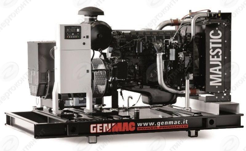 Дизельный генератор GENMAC Majestic G700VO с АВР