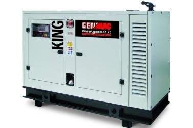 Дизельный генератор GENMAC G85JS в кожухе с АВР