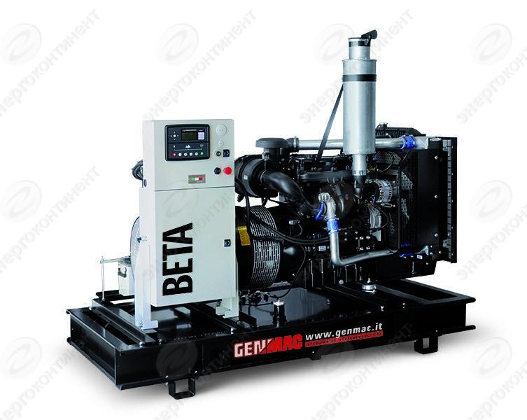 Дизельный генератор GENMAC G60JO с АВР