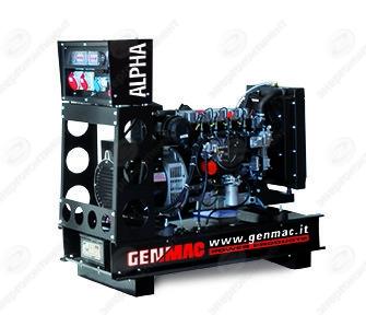 Дизельный генератор GENMAC Alpha G40IO с АВР