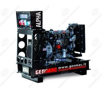 Дизельный генератор GENMAC Alpha G40IO