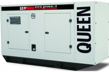 Дизельный генератор GENMAC Queen G170IS в кожухе
