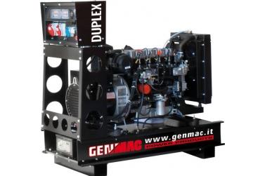 Дизельный генератор GENMAC Duplex RG15PO с АВР