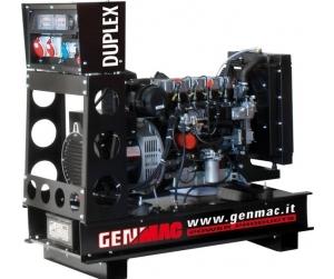 Дизельный генератор GENMAC Duplex RG15PO