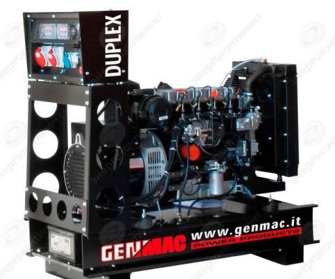 Дизельный генератор GENMAC Duplex RG20PO