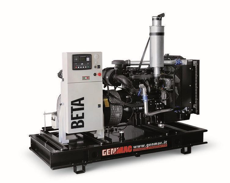 Дизельный генератор GENMAC G80PO с АВР