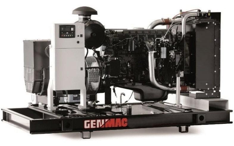 Дизельный генератор GENMAC G400PO с АВР